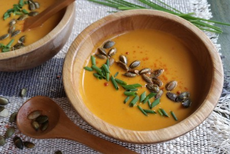 soups in winter? - Page 2 Thai-Pumpkin-Soup