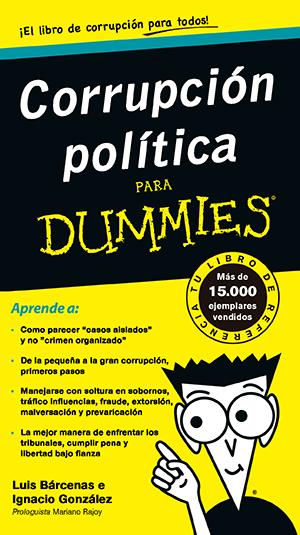 el villano arrinconado, humor, chistes, reir, satira, corrupcion, Dummies, Luis Bárcenas, Iignacio González, Mariano Rajoy