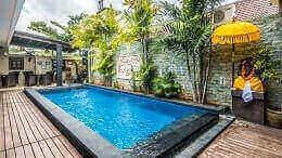 Guest House murah di dekat pantai kuta bali