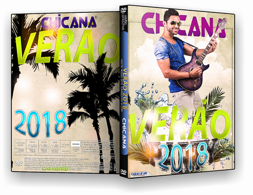 DVD – CHICANA – VERÃO 2018 – ISO