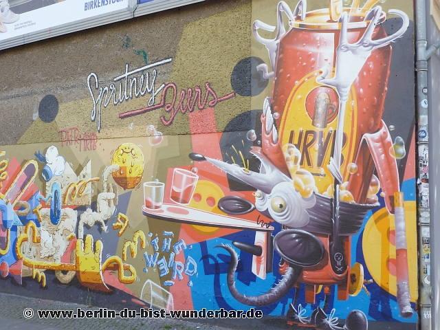 street art in berlin 49 berlin du bist wunderbar unbekannte orte street art urbex. Black Bedroom Furniture Sets. Home Design Ideas