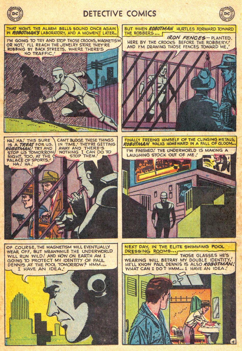 Detective Comics (1937) 193 Page 27