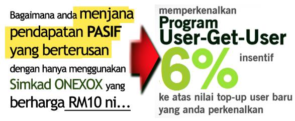 User Get User Onexox