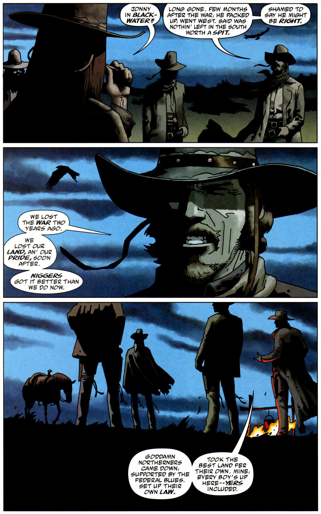 Read online 100 Bullets comic -  Issue #64 - 28