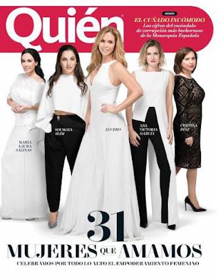 Revista Quién México - 15 Marzo 2017