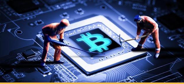 menambang bitcoin uang digital