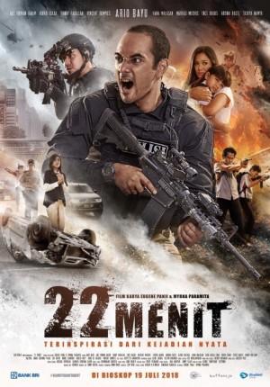 Film 22 Menit 2018 di Bioskop
