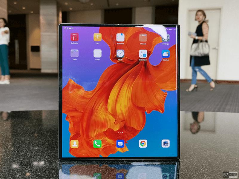 Big 8-inch screen