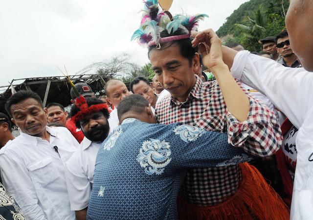 Akankah Jokowi ke Papua untuk Kampanye 'Bohong' Lagi?