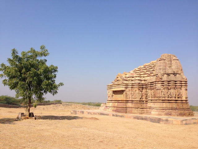 ancient shiva temple in bhuj gujarat