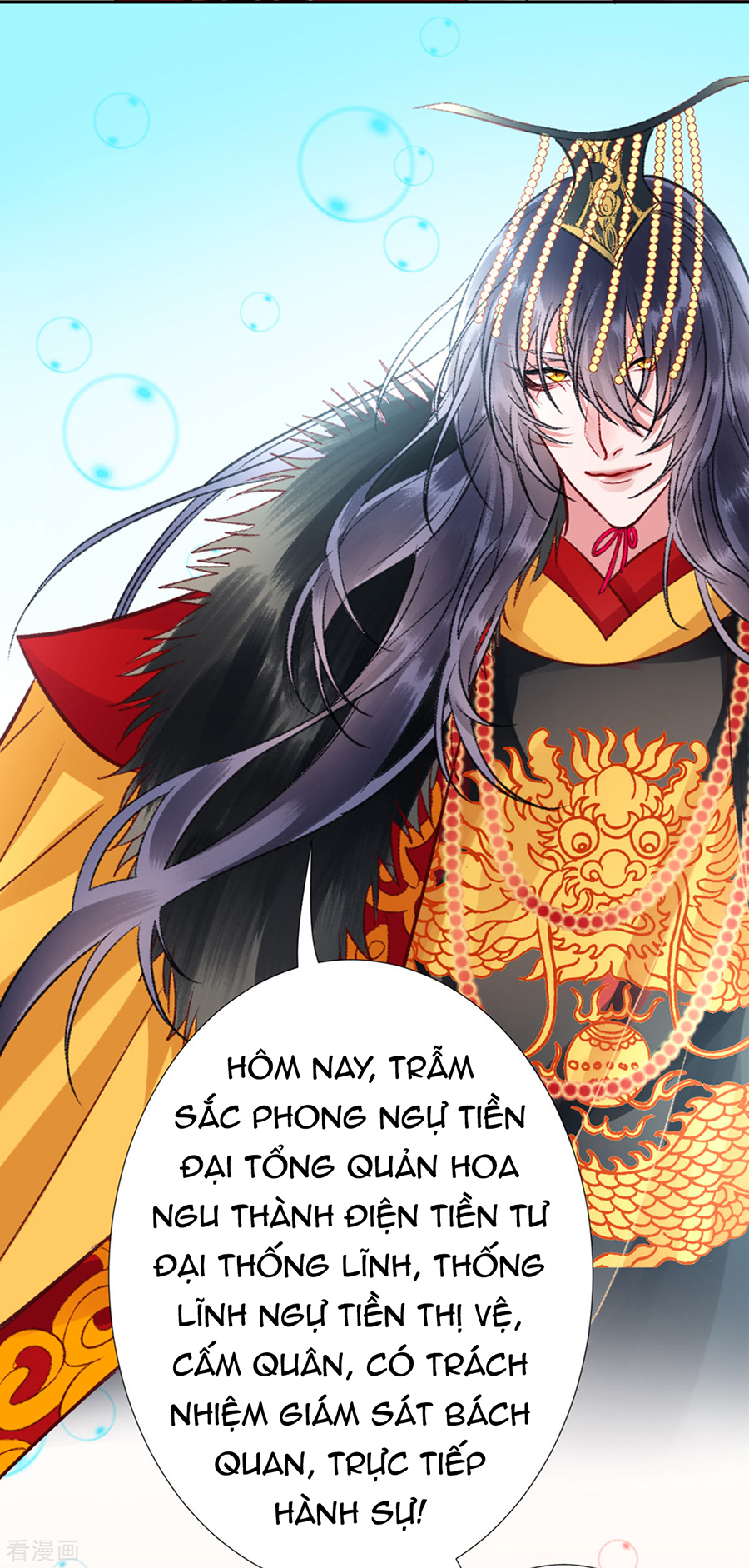 Hoàng phi 9000 tuổi chap 34 - Trang 20