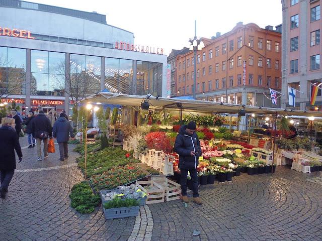 Mercado Hotorget (Estocolmo) (@mibaulviajero)