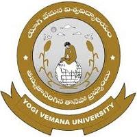 Yogi Vemana University Degree Time Table 2018