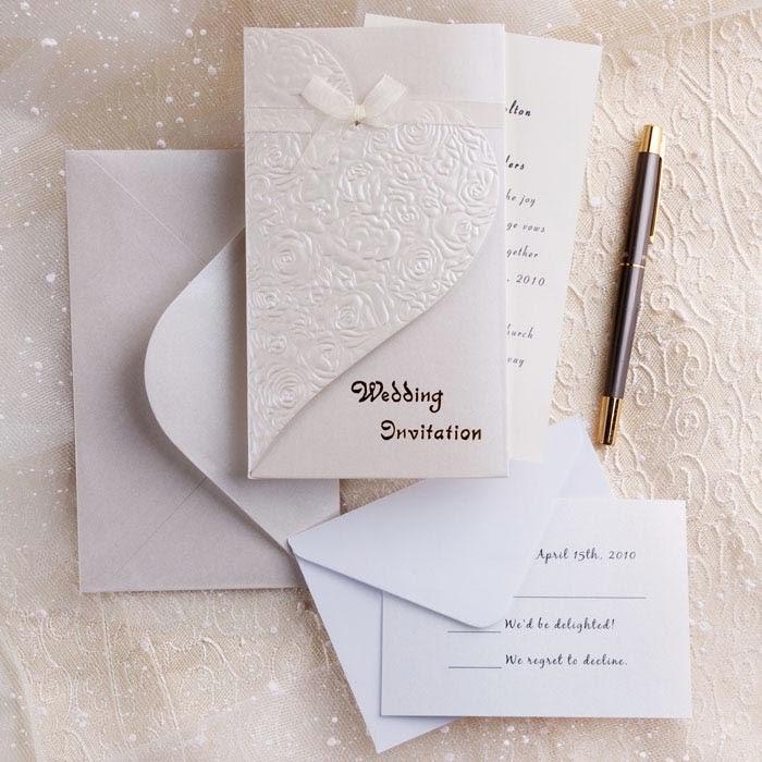 Discount Photo Wedding Invitations: Fall Autumn Wedding Invitations