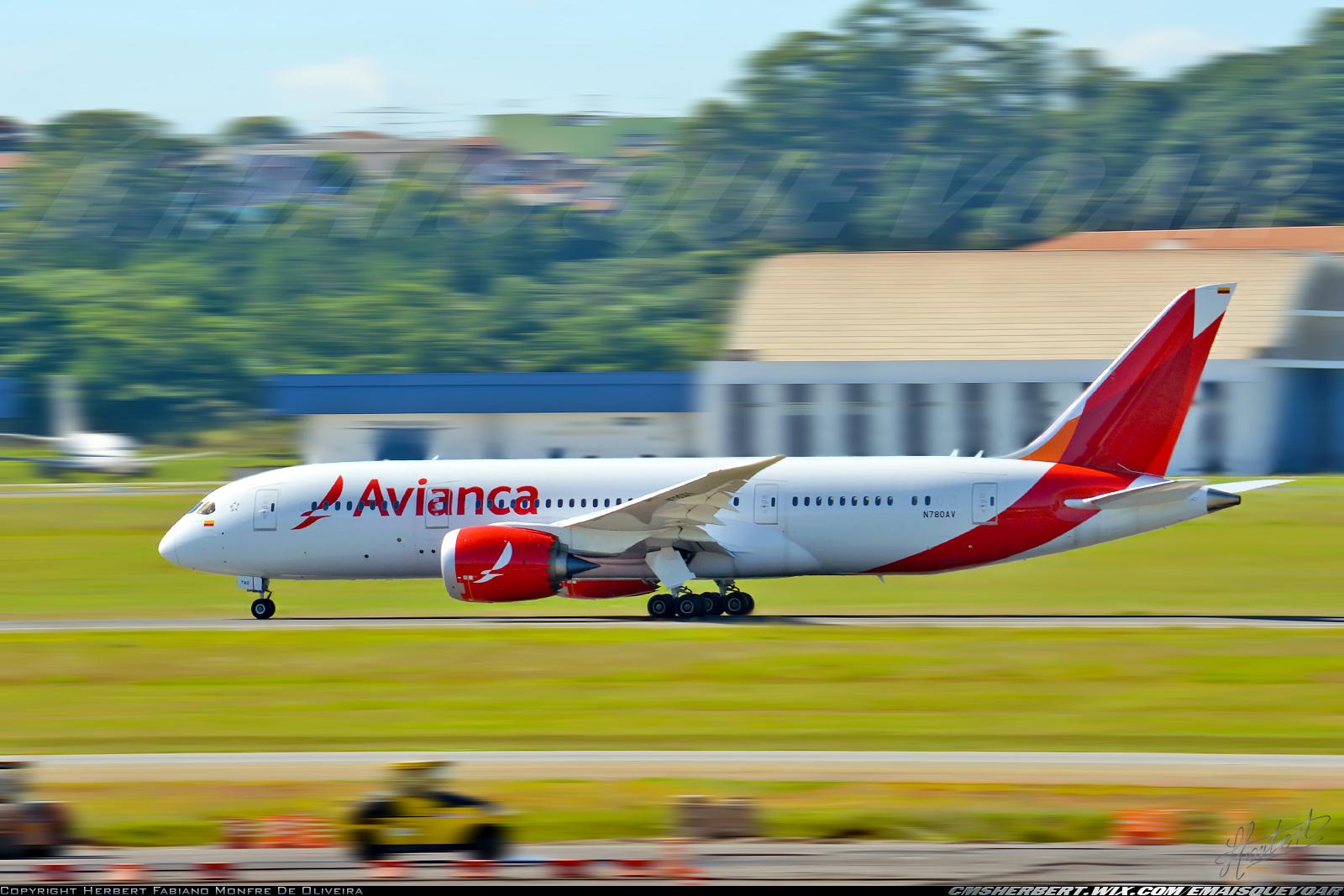 Grupo Avianca transportou mais de 2,2 milhões de passageiros em fevereiro de 2016