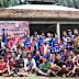 Jalan Bareng Dan Buka Puasa Bersama : BMX - The Treek Sumbang Material Pembangunan Mushola Al-Iklas Sebertung