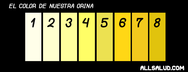 Color de la Orina