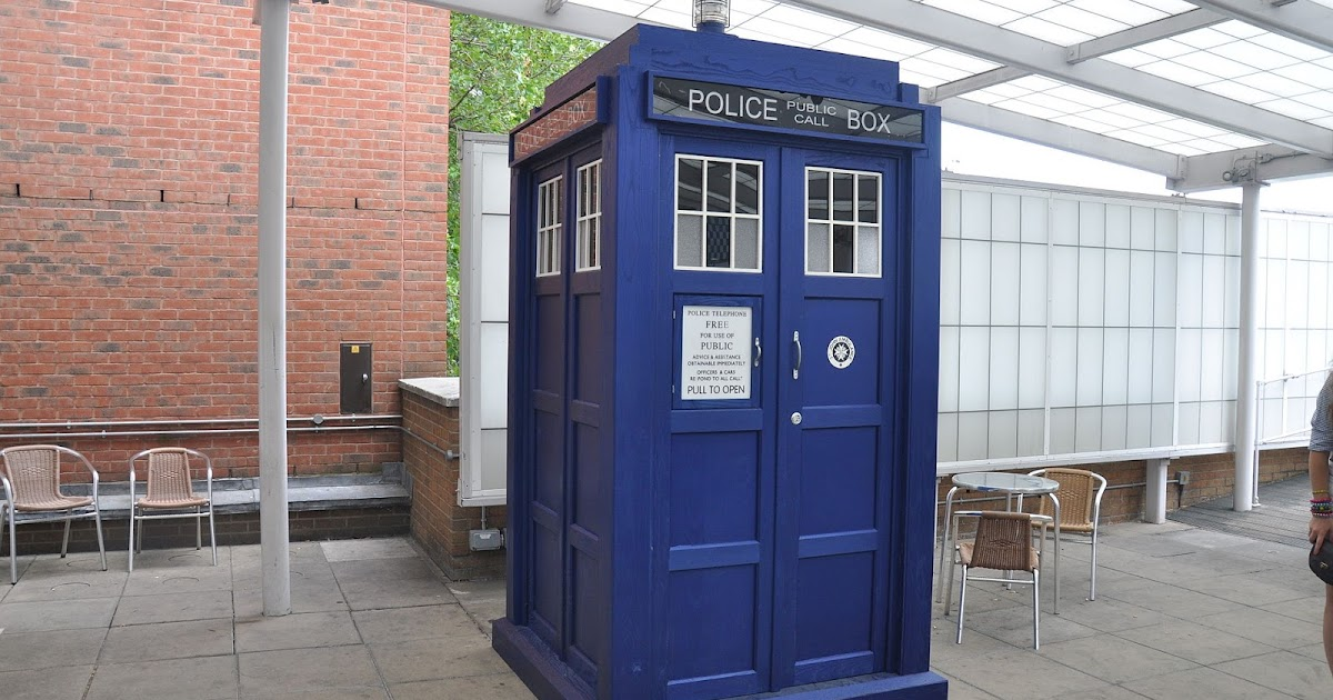 Shedworking Bbc Launches New Range Of Tardis Sheds