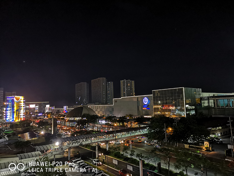 SM North EDSA view from TriNoma