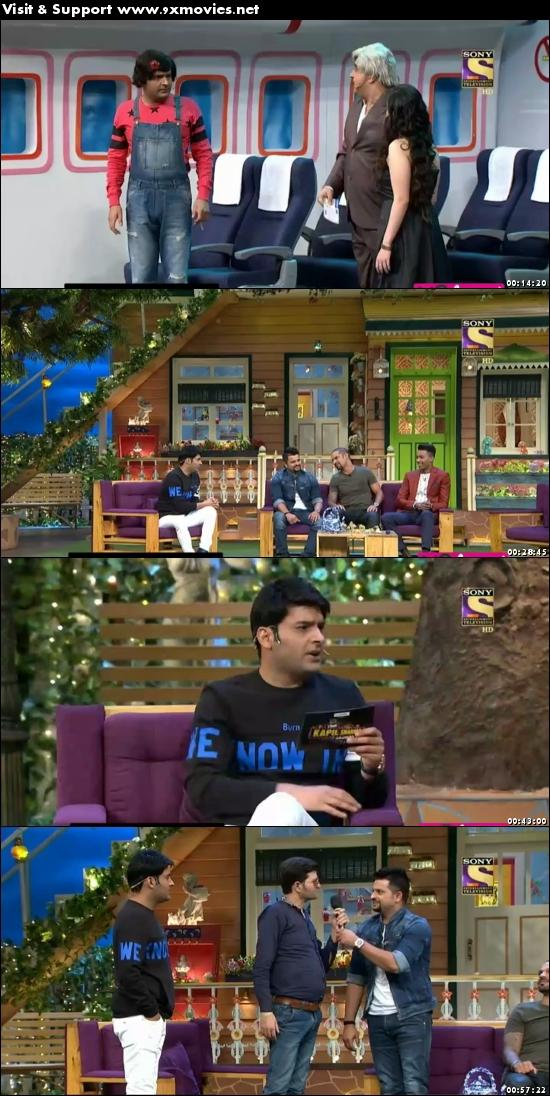 The Kapil Sharma Show 27 May 2017 HDTV 480p 250mb