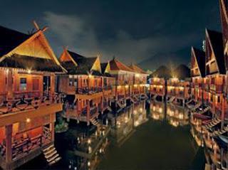 Danau Dariza Resort - Hotel