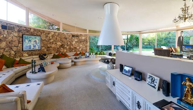 Honeymoon mit Elvis Presley? In Palm Springs möglich! Einrichten und Wohnen im Mid-Century Design