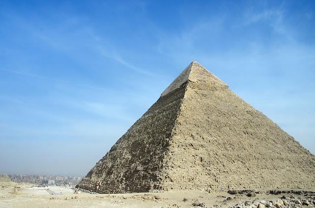 Pirámide, Egipto.