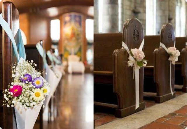 decor barata igreja