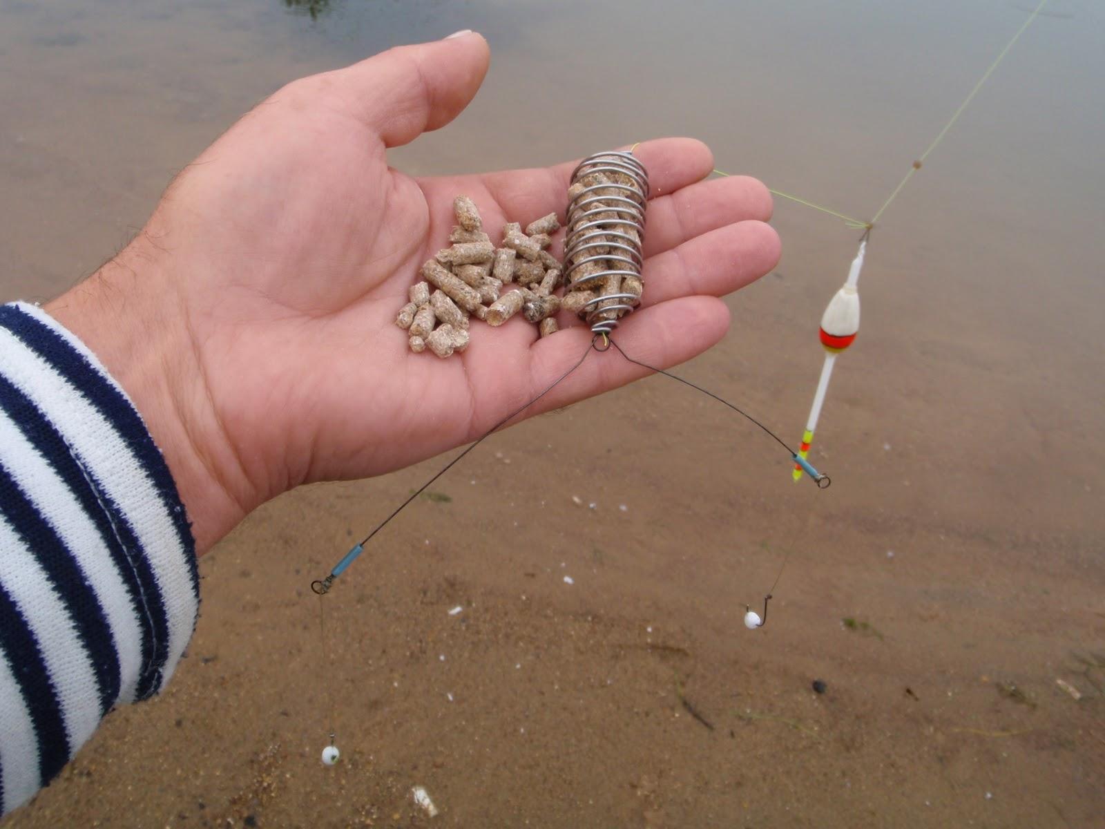 Как ловить на фидер на море