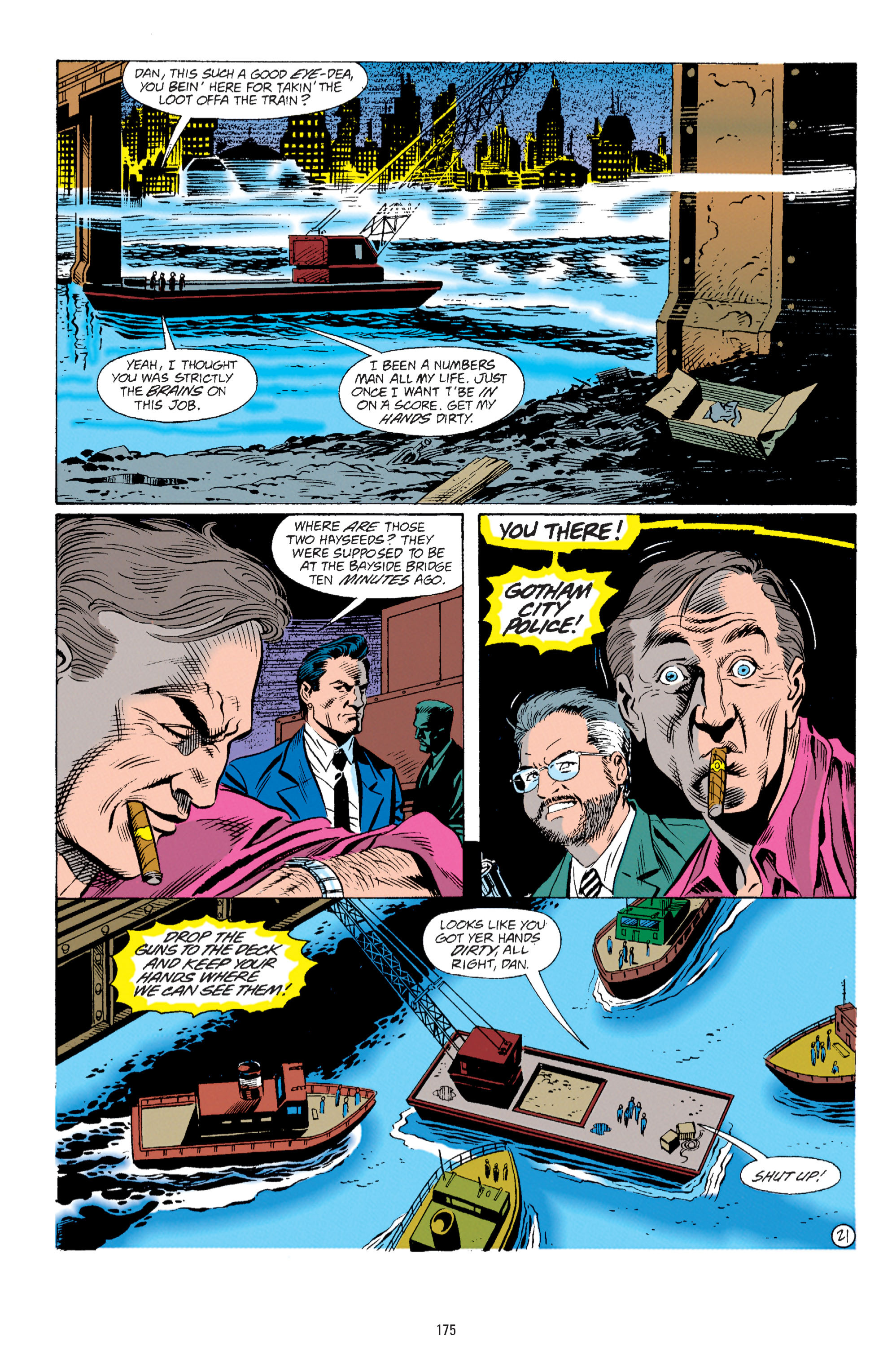 Detective Comics (1937) 669 Page 20