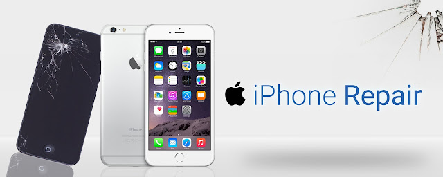 Types of Iphone repairing services