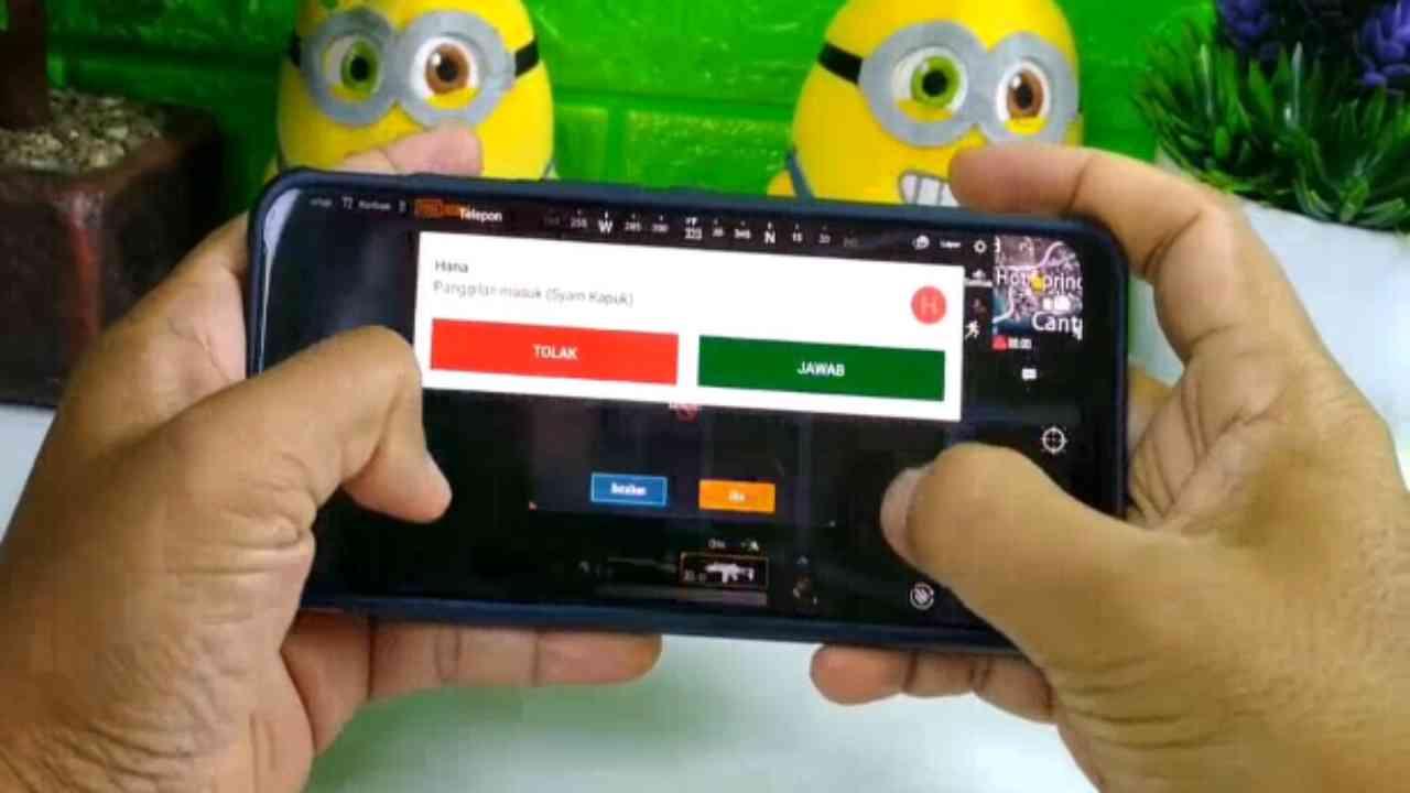 Cara Blokir Panggilan Telepon Saat Main Game Online Tanpa Aplikasi Tambahan
