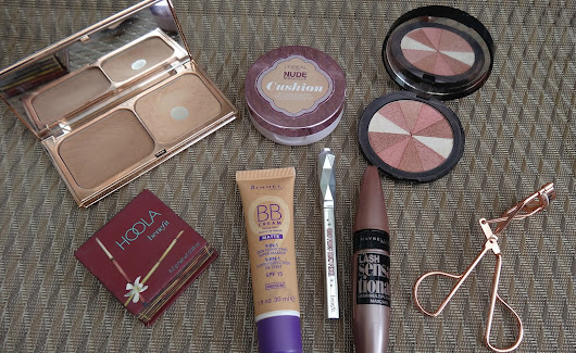 My Summer Makeup