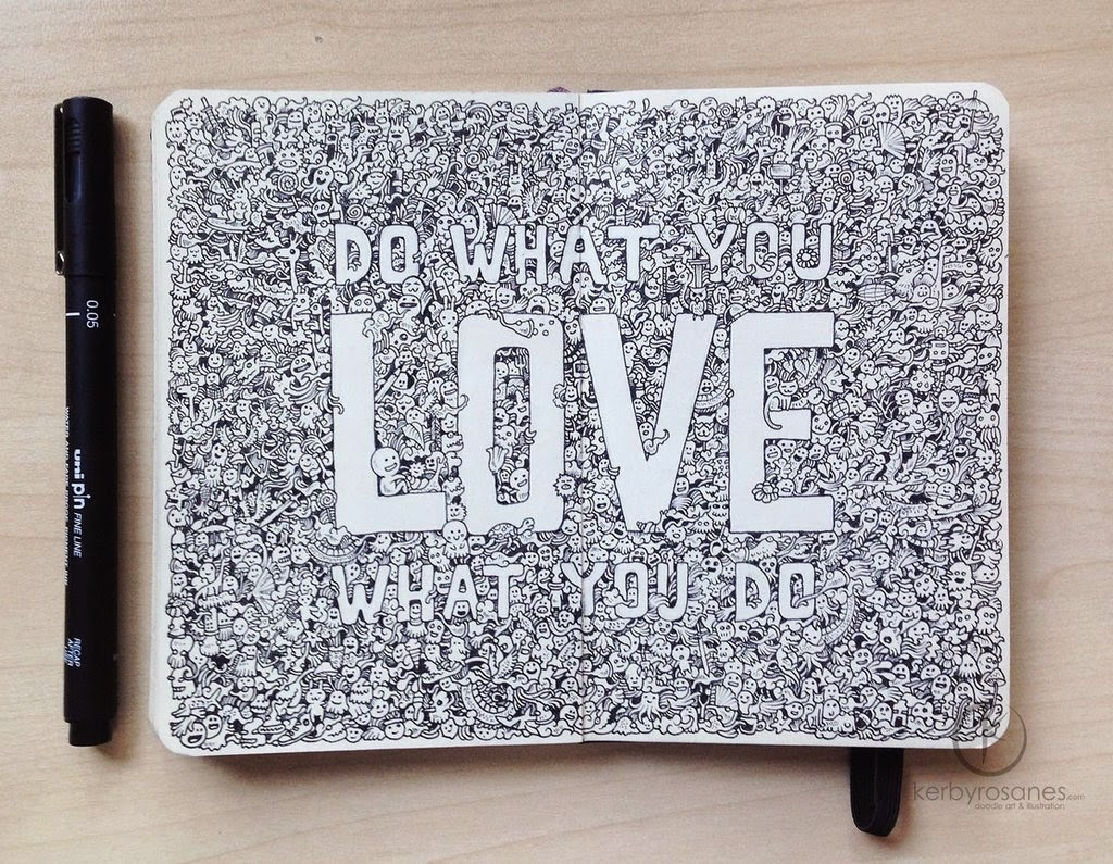 30-Do-What-You-LOVE-Kerby-Rosanes-Detailed-Moleskine-Doodles-Illustrations-and-Drawings-www-designstack-co