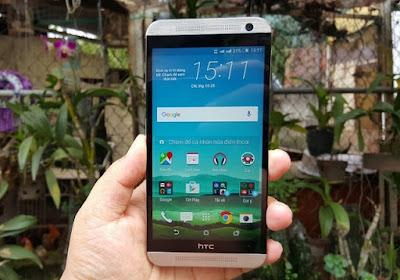 Hoàn tất thay mặt kính cho HTC One E9