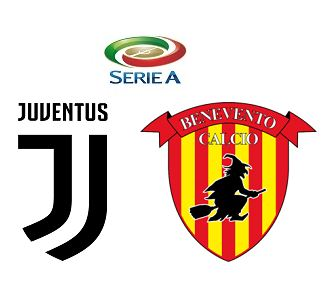 Juventus vs Benevento match highlights
