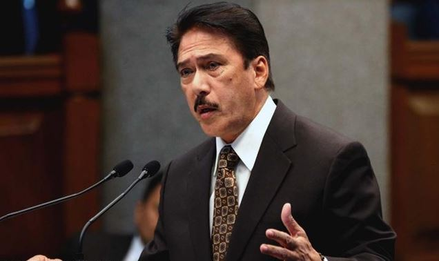 'I think she is more of the victim'- Sen. Sotto On Dayan's Wife