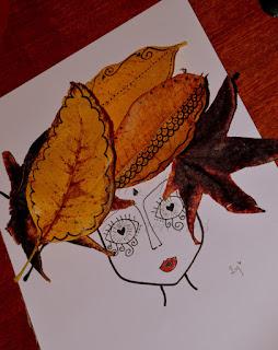 Lola Mento, LolaMento, ilustraciones Lola Mento, ilustraciones lolamento, cuadros decorativos, cuadros originales, cuadros lola mento, cuadros lolamento, dibujos otoño