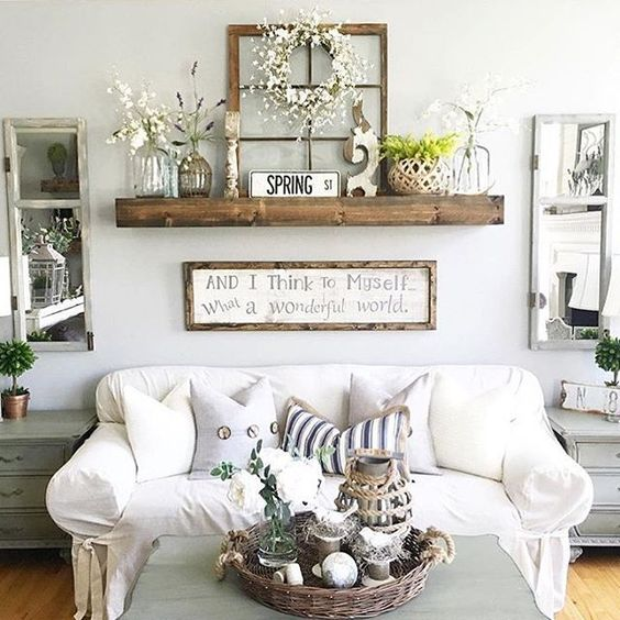 All The Photos Below Are Via Pinterest Thanks For Visiting Us Here At Coastal Charm And I Hope You Get Some InspirationFarmhouse Style Blessings