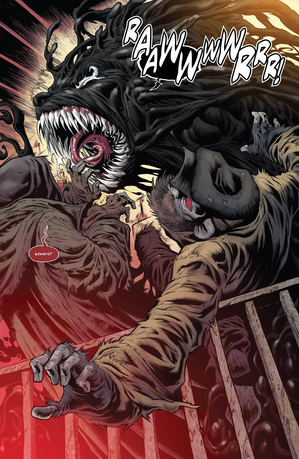 Read online Web of Venom: Unleashed comic -  Issue # Full - 7