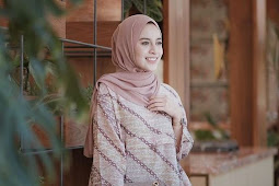 29 Desain Model Baju Batik Muslim Remaja Modern Terbaru 2019