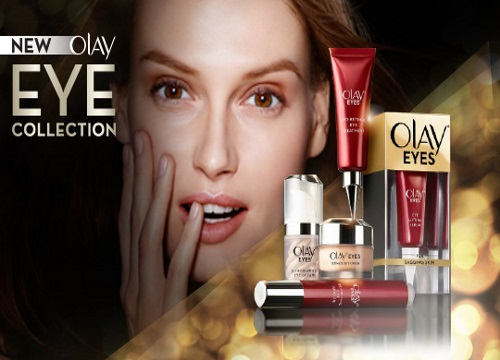 Bzzaget Olay Eyes Ultimate Eye Cream Campaign