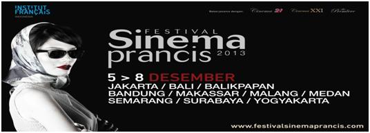 Festival Sinema Prancis 2013 di Kota Medan