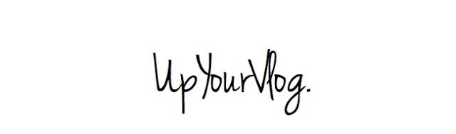 UpYourVlog logo