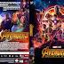 Avengers Infinity War DVD Cover