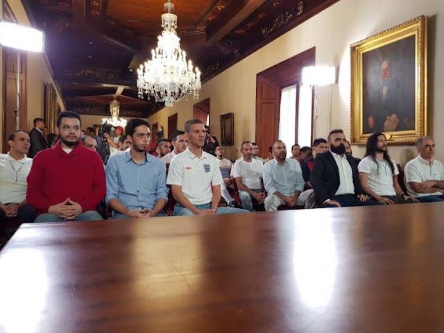 Régimen de Maduro libera a otros cuarenta presos políticos