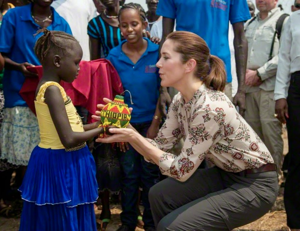 Royal Family Around the World: Crown Princess Mary on an