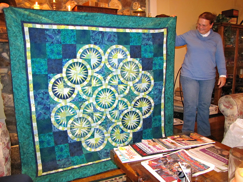 Canton Village Quilt Works So Many Finishes