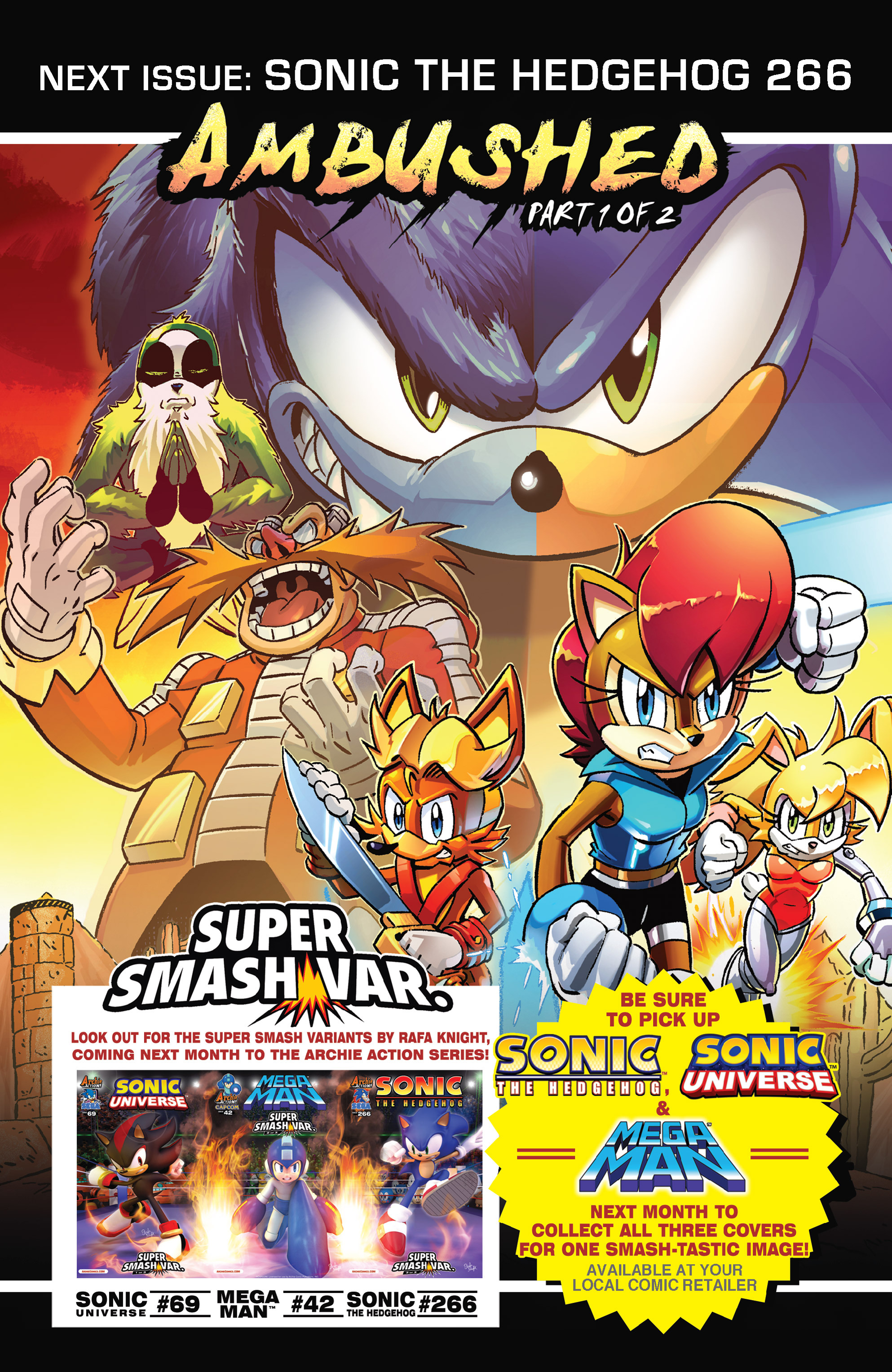 Read online Sonic The Hedgehog comic -  Issue #265 - 24
