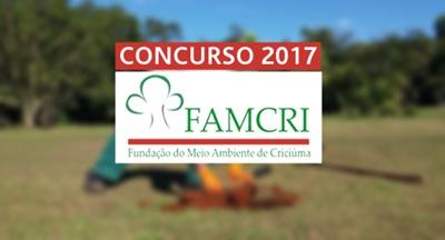 Apostila concurso FAMCRI SC 2017